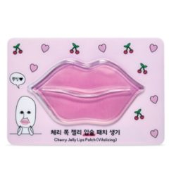 Etude House Cherry Jelly Lips Patch Vitalizing [Jeremy Edition] korean cosmetic skincare product online shop malaysia macau taiwan00