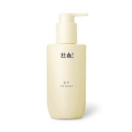 HanYul Pure Morning Gel Cleanser korean cosmetic skincare product online shop malaysia mexico argentina1