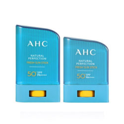 AHC Natural Perfection Fresh Sun Stick SPF50 +PA ++++ korean cosmetic skincare shop malaysia singapore indonesia