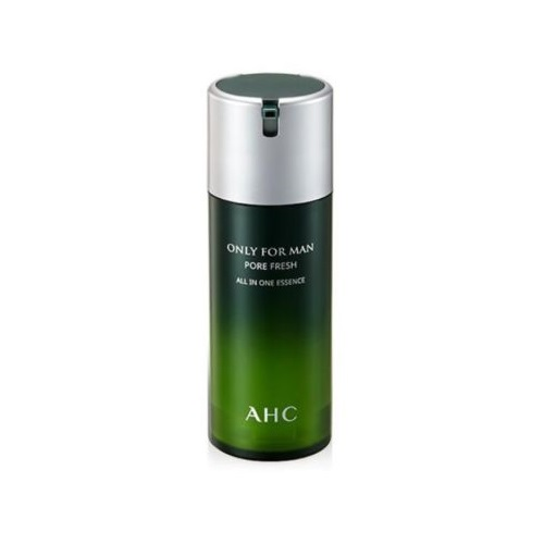 AHC Only For Man Pore Fresh All In One Essence 120ml korean cosmetic skincare shop malaysia singapore indonesia