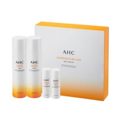 AHC Superior Pure Vita Skin Care Set 330ml korean cosmetic skincare shop malaysia singapore indonesia