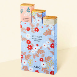 AHC Ultimate Real Eye Cream For Face Daily Like Edition 30ml X 3 korean cosmetic skincare shop malaysia singapore indonesia