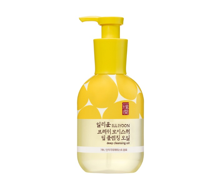 ILLIYOON Deep Cleansing Oil korean cosmetic product online shop malaysia chiana usa