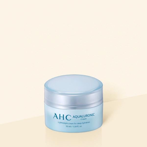 AHC Aqualuronic Cream 50ml korean cosmetic skincare shop malaysia singapore indonesia
