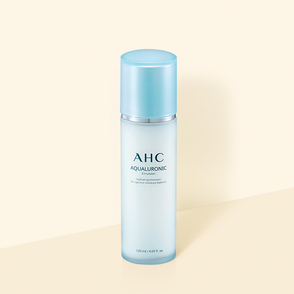 AHC Aqualuronic Emulsion 120ml korean cosmetic skincare shop malaysia singapore indonesia