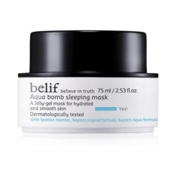 Belif Aqua Bomb Sleeping Mask 75ml korean cosmetic skincare shop malaysia singapore indonesia
