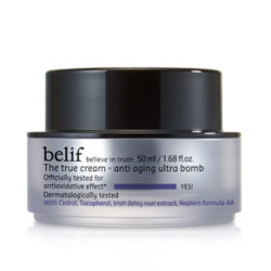 Belif The True Cream Anti Aging Ultra Bomb 50ml korean cosmetic skincare shop malaysia singapore indonesia