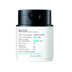 Belif The True Cream Water Bomb 75ml korean cosmetic skincare shop malaysia singapore indonesia