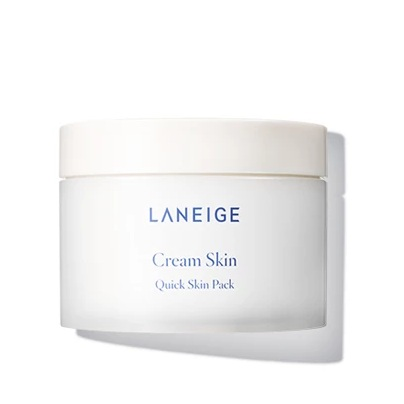 Laneige Cream Skin Quick Skin Pack korean cosmetic skincare product online shop malaysia china singapore