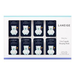 Laneige White Dew Vita Capsule Sleeping Mask korean cosmetic skincare product online shop malaysia china singapore