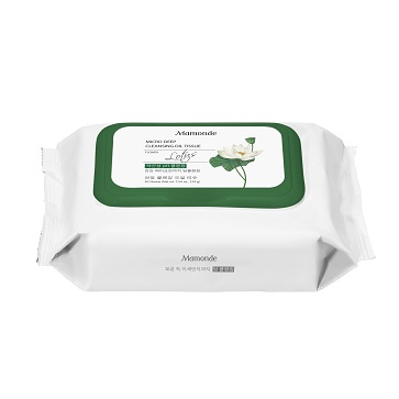 Mamonde Micro Deep Cleansing Tissue korean cosmetic skincare product online shop malaysia China taiwan