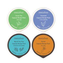Innisfree Capsule Recipe Pack korean skincare product online shop malaysia china macau
