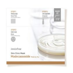 Innisfree [Made By You] Skin Clinic Mask Madecassoside korean skincare product online shop malaysia china macau