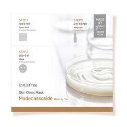 Innisfree [Made By You] Skin Clinic Mask Madecassoside korean skincare product online shop malaysia china macau