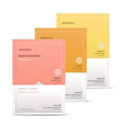 Innisfree Bright Solution Mask korean skincare product online shop malaysia china macau1