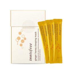 Innisfree Ginger Honey Sleeping Mask korean skincare product online shop malaysia china hong kong1