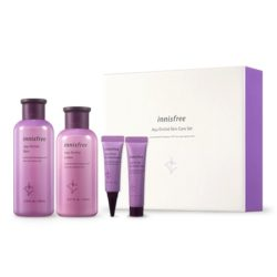 Innisfree Jeju Orchid Skin Care Set 380ml korean cosmetic skincare shop malaysia singapore indonesia