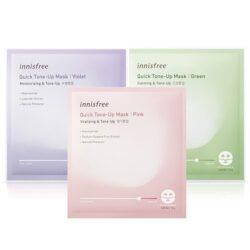 Innisfree Quick Tone Up Mask korean skincare product online shop malaysia china macau111