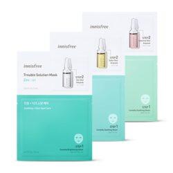 Innisfree Trouble Solution Mask korean skincare product online shop malaysia china macau