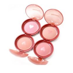 Innisfree Fig Heart Blusher korean makeup product online shop malaysia china taiwan1