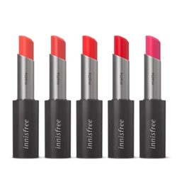 Innisfree Real Fit Matte Lipstick korean makeup product online shop malaysia china taiwan