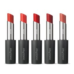 Innisfree Real Fit Shine Lipstick korean makeup product online shop malaysia china taiwan