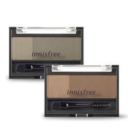 Innisfree Twotone Eyebrow Kit korean makeup product online shop malaysia china taiwan
