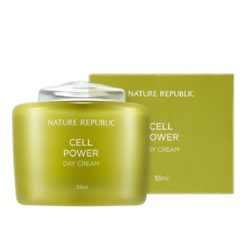 Nature Republic Cell Power Day Cream korean cosmetic skincare product online shop malaysia china hong kong macau