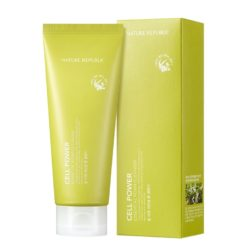 Nature Republic Cell Power Essencial Foam Cleanser korean cosmetic skincare product online shop malaysia china hong kong macau