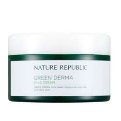 Nature Republic Green Derma Mild Cream korean cosmetic skincare product online shop malaysia china hong kong macau
