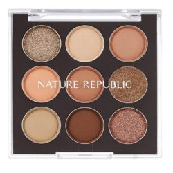 Nature Republic Pro Touch Killing Point Shadow Palette korean cosmetic makeup product online shop malaysia china india