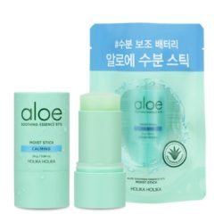 Holika Holika Aloe Soothing Essence 87% Moist Stick korean cosmetic skincare product online shop malaysia China Hong kong
