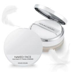 Holika Holika Naked Face Feather Fit Finish Powder korean makeup product online shop malaysia China Hong kong