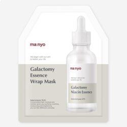 Manyo Factory Galactomy Essence Wrap Mask x2 korean skincare product online shop malaysia macau taiwan