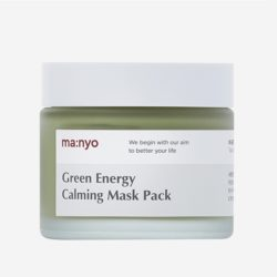 Manyo Factory Green Energy Calming Mask Pack korean skincare product online shop malaysia macau taiwan