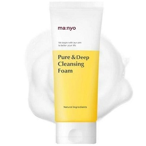 Manyo Factory Pure and Deep Cleansing Foam korean cleansing product online shop malaysia China india