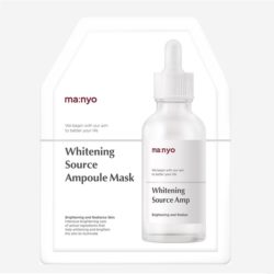 Manyo Factory Whitening Source Ampoule Mask korean skincare product online shop malaysia macau taiwan