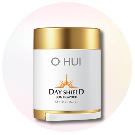 OHUI Day Shield Sun Powder Korean cosmetic skincare product online shop malaysia China USA