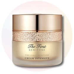 OHUI The First Geniture Cream Intensive Korean cosmetic skincare product online shop malaysia China USA