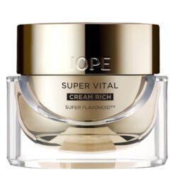 IOPE Super Vital Cream Rich 50ml korean skincare product online shop malaysia hong kong china