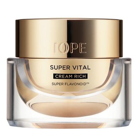 IOPE Super Vital Cream Rich korean skincare product online shop malaysia hong kong china