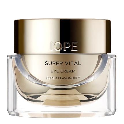 IOPE Super Vital Eye Cream korean skincare product online shop malaysia hong kong china