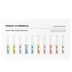 It's Skin Power 10 Formula Single Origin Ampoule Rainbow 1.7ml x 10ea korean skincare product online shop malaysia usa Macau