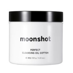 Moonshot Perfect Cleansing Oil Cotton korean cosmetic product online shop malaysia china singapore australia