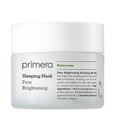 primera Pure Brightening Sleeping Mask korean skincare product online shop malaysia macau poland