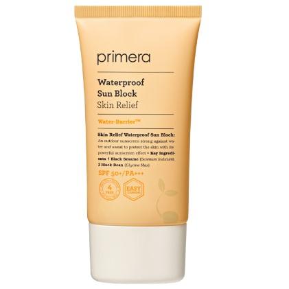 primera Skin Relif Waterproof Sun Block korean skincare product online shop malaysia macau poland