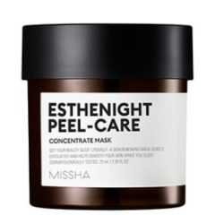 Missha Esthenight Peel Care Concentrate Mask korean skincare product online shop malaysia China Poland