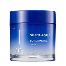 Missha Super Aqua Ultra Hyalron Cream korean skincare product online shop malaysia China Macau
