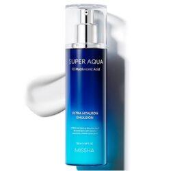 Missha Super Aqua Ultra Hyalron Emulsion korean skincare product online shop malaysia China Poland