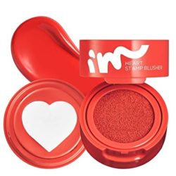 MEMEBOX I'm Meme I'm Heart Stamp Blusher korean cosmetic skincare product online shop malaysia china india